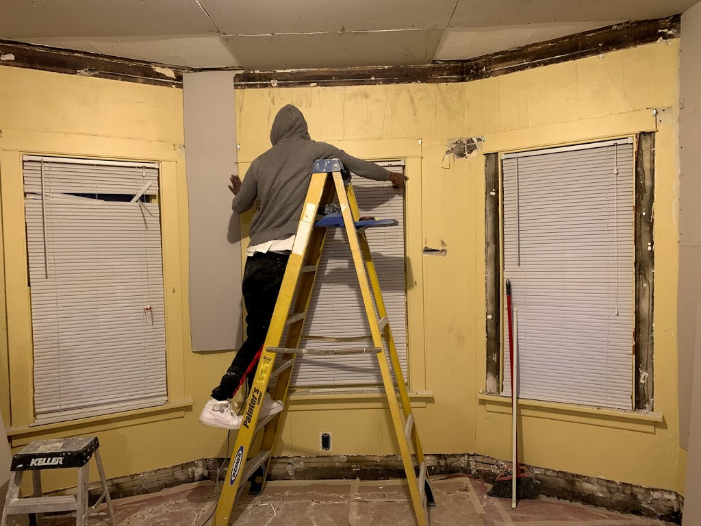 HK Drywall Services Inc. - painter  | Photo 6 of 10 | Address: 4517 W Adams St, Chicago, IL 60624, USA | Phone: (773) 526-3274