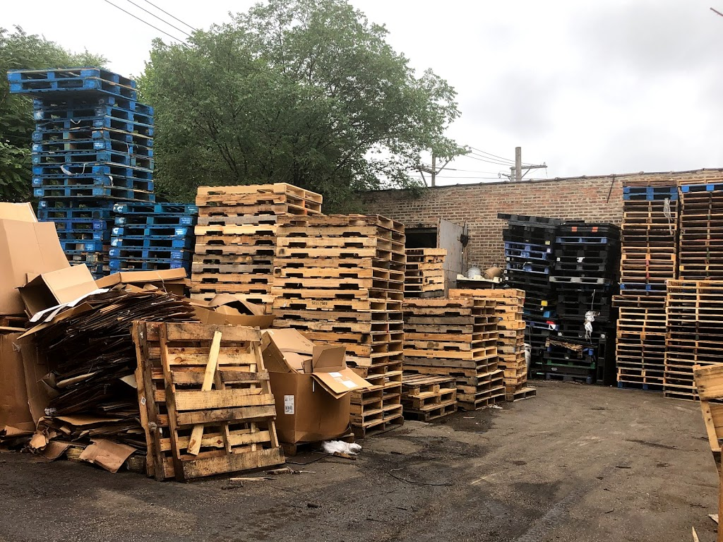 J.A.P Pallets - point of interest  | Photo 6 of 10 | Address: 739 S Cicero Ave, Chicago, IL 60644, USA | Phone: (773) 368-2438