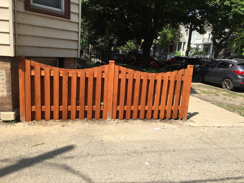 H&A Rivas Fence - general contractor    Photo 3 of 6   Address: 1501 S 49th Ave #2s, Cicero, IL 60804, USA   Phone: (773) 234-5558
