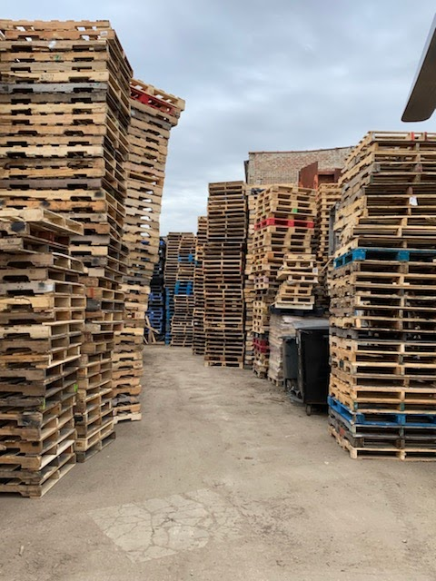 J.A.P Pallets - point of interest  | Photo 9 of 10 | Address: 739 S Cicero Ave, Chicago, IL 60644, USA | Phone: (773) 368-2438
