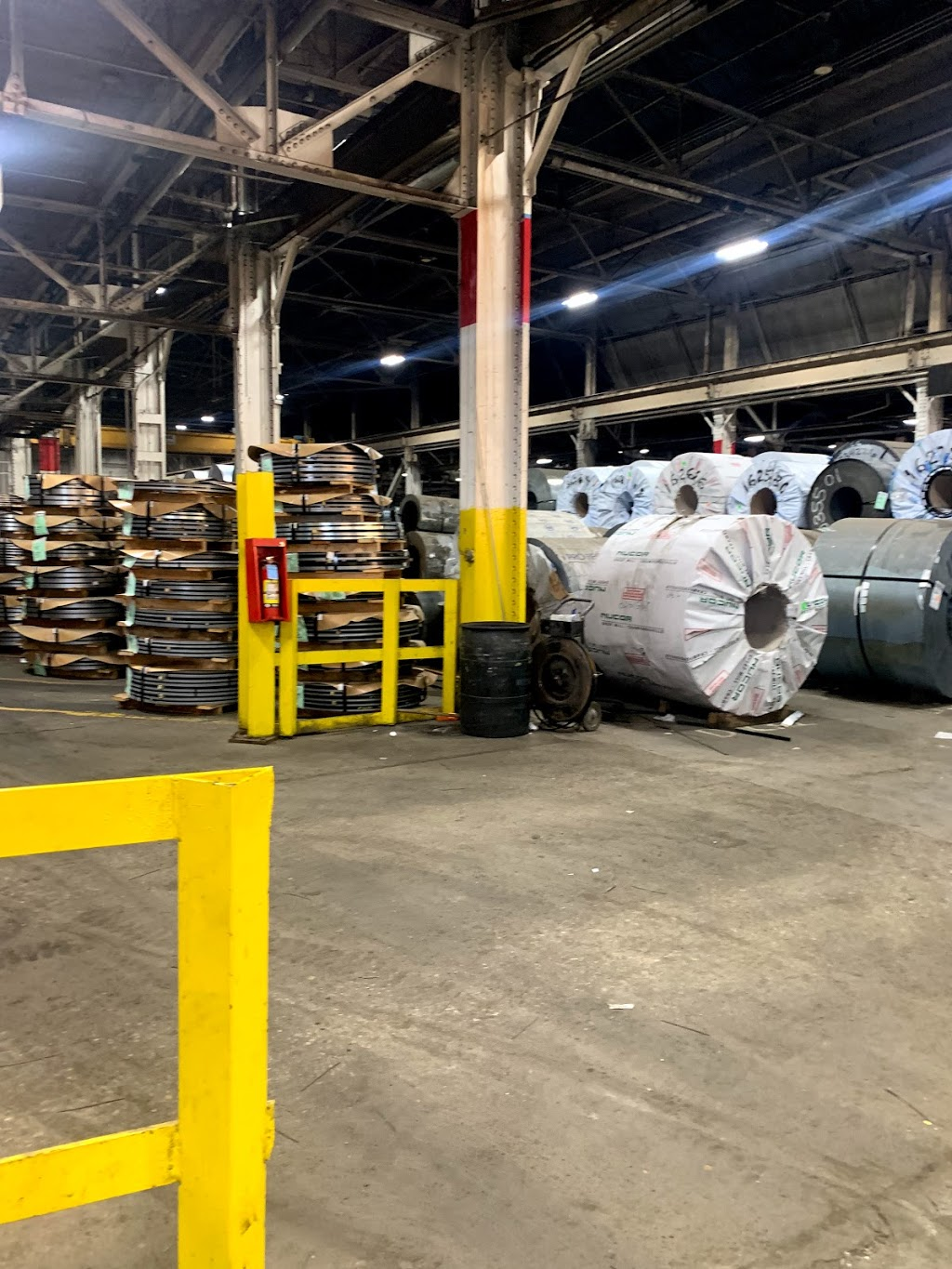 Charter Steel Trading Co Inc - point of interest  | Photo 2 of 10 | Address: 4401 Roosevelt Rd, Chicago, IL 60624, USA | Phone: (773) 522-3100