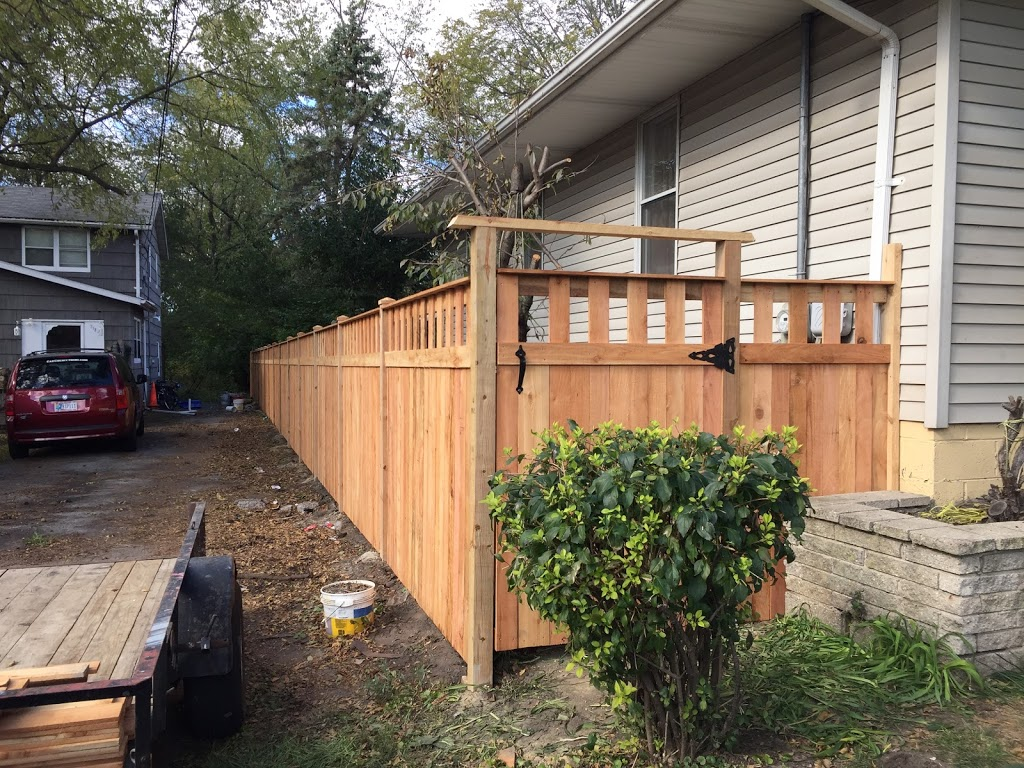 H&A Rivas Fence - general contractor    Photo 2 of 6   Address: 1501 S 49th Ave #2s, Cicero, IL 60804, USA   Phone: (773) 234-5558