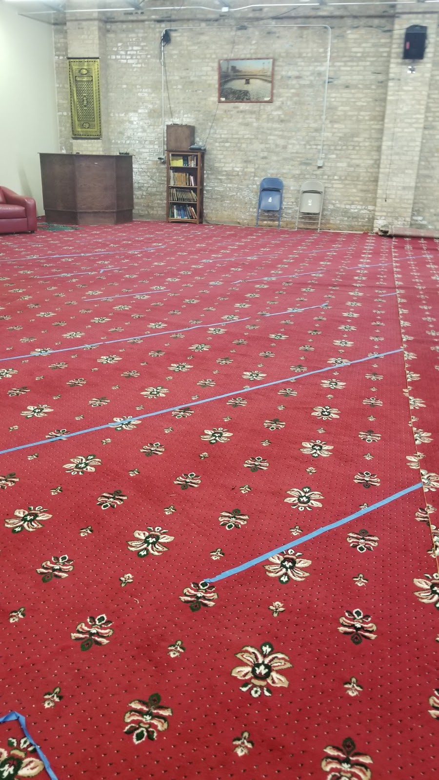 Masjed NationWide - mosque  | Photo 4 of 4 | Address: 4420 W 5th Ave, Chicago, IL 60624, USA | Phone: (773) 379-7690