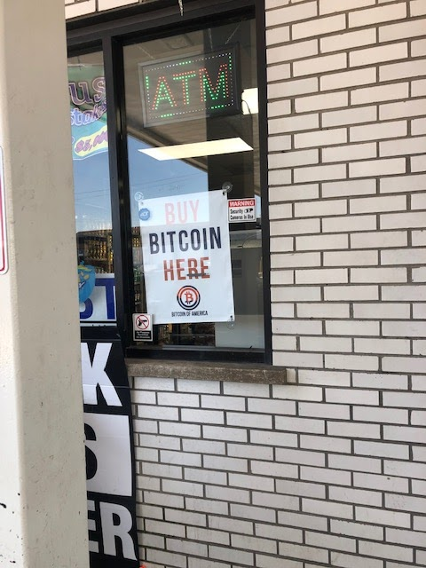 Bitcoin of America - Bitcoin ATM - atm  | Photo 7 of 9 | Address: 4402 W Roosevelt Rd, Chicago, IL 60624, USA | Phone: (888) 502-5003