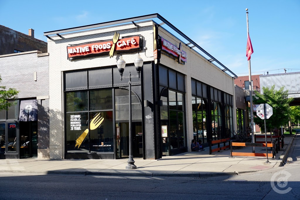 Native Foods - meal takeaway  | Photo 1 of 10 | Address: 1484 N Milwaukee Ave, Chicago, IL 60622, USA | Phone: (773) 489-8480