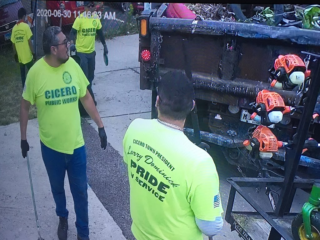 Cicero Department of Public Works - local government office  | Photo 3 of 5 | Address: 1620 S Laramie Ave, Cicero, IL 60804, USA | Phone: (708) 656-1115