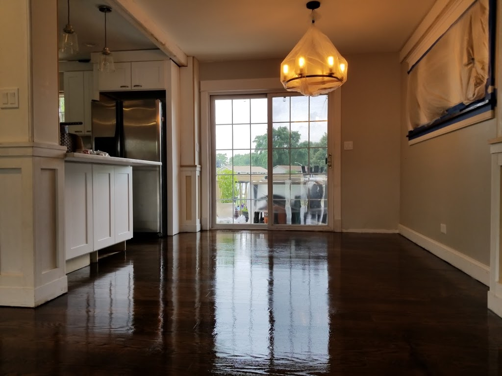 A+ hardwood Flooring & home Remodeling - painter  | Photo 3 of 10 | Address: 3332 N Whipple St, Chicago, IL 60618, USA | Phone: (773) 780-5631