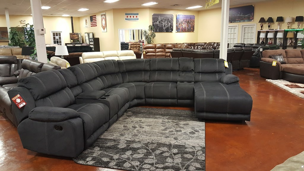 Nationwide Furniture - furniture store  | Photo 3 of 10 | Address: 1000 S Kostner Ave, Chicago, IL 60624, USA | Phone: (773) 379-7690