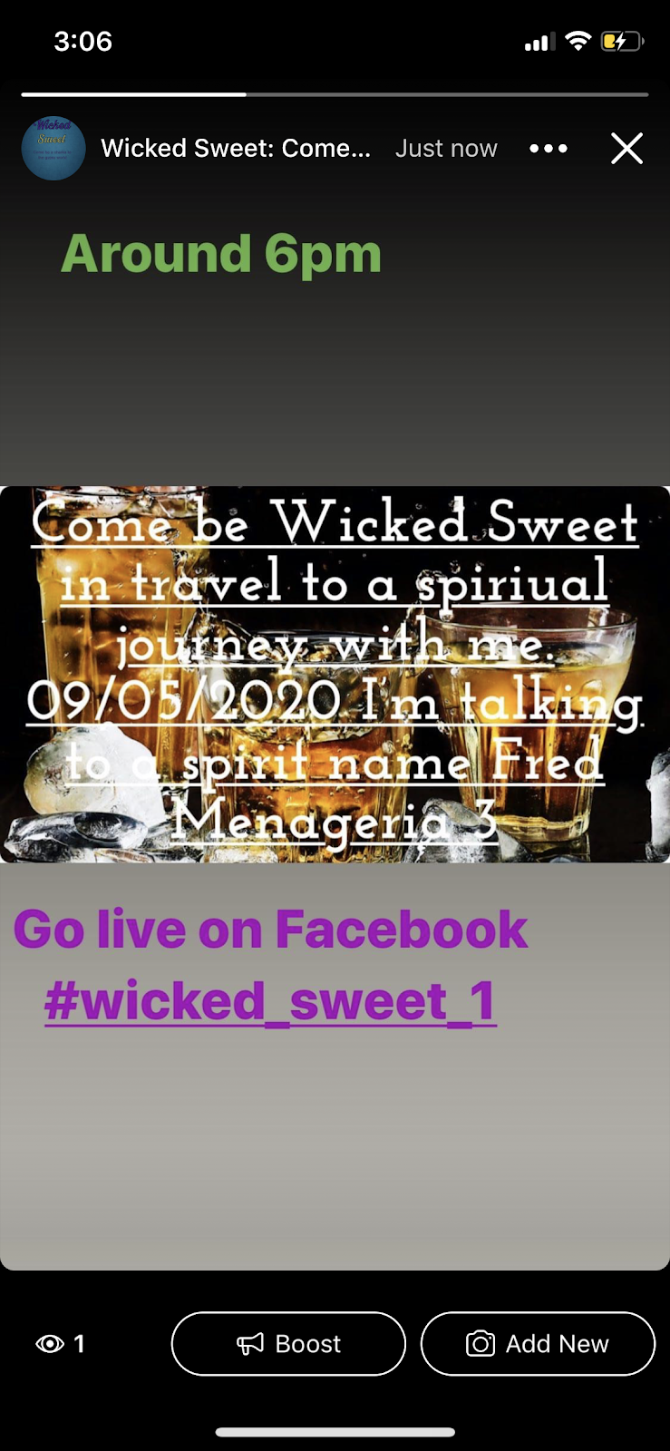 Wicked sweet: Come Be A Charka To The Gypsy World LLC - place of worship  | Photo 2 of 4 | Address: 752 S Kostner Ave, Chicago, IL 60624, USA | Phone: (773) 554-2158