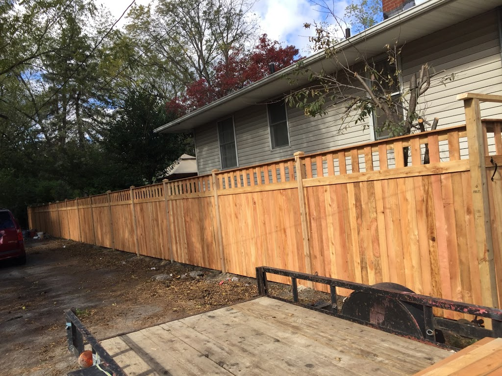 H&A Rivas Fence - general contractor    Photo 6 of 6   Address: 1501 S 49th Ave #2s, Cicero, IL 60804, USA   Phone: (773) 234-5558