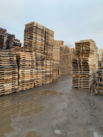 J.A.P Pallets - point of interest  | Photo 10 of 10 | Address: 739 S Cicero Ave, Chicago, IL 60644, USA | Phone: (773) 368-2438