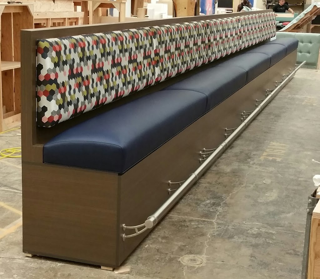 Chicago Booth Manufacturing Inc. - furniture store    Photo 9 of 10   Address: 5000 W Roosevelt Rd, Chicago, IL 60644, USA   Phone: (773) 378-8400