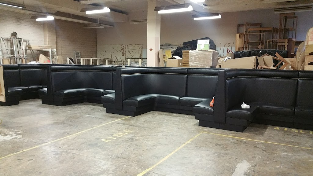 Chicago Booth Manufacturing Inc. - furniture store    Photo 5 of 10   Address: 5000 W Roosevelt Rd, Chicago, IL 60644, USA   Phone: (773) 378-8400