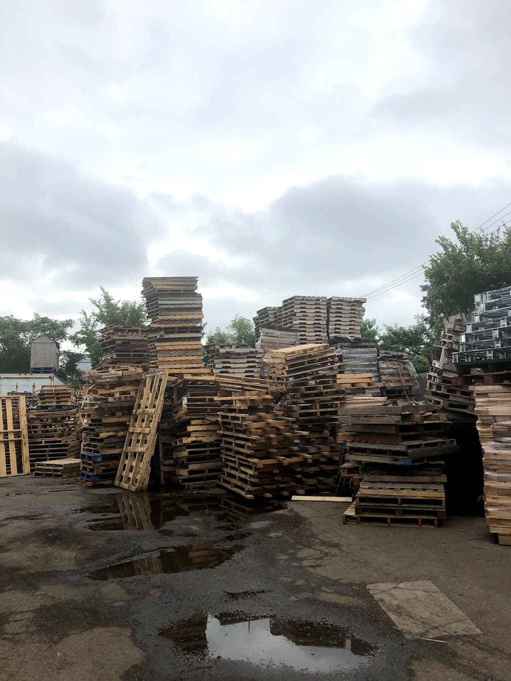 J.A.P Pallets - point of interest  | Photo 4 of 10 | Address: 739 S Cicero Ave, Chicago, IL 60644, USA | Phone: (773) 368-2438