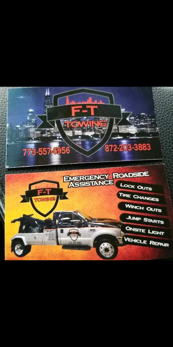 F-T Towing - point of interest  | Photo 1 of 1 | Address: 4444 W 5th Ave, Chicago, IL 60624, USA | Phone: (773) 557-6956