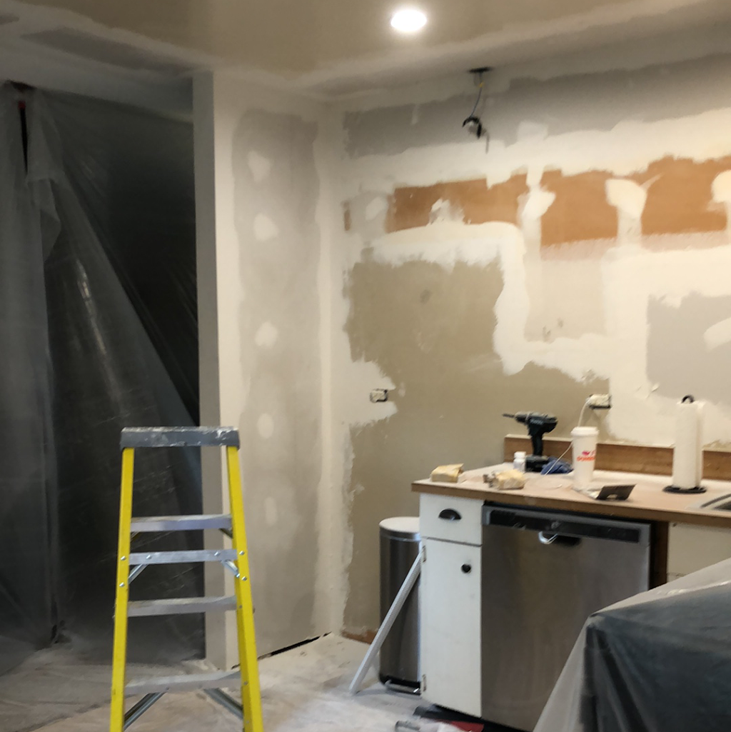 HK Drywall Services Inc. - painter  | Photo 1 of 10 | Address: 4517 W Adams St, Chicago, IL 60624, USA | Phone: (773) 526-3274