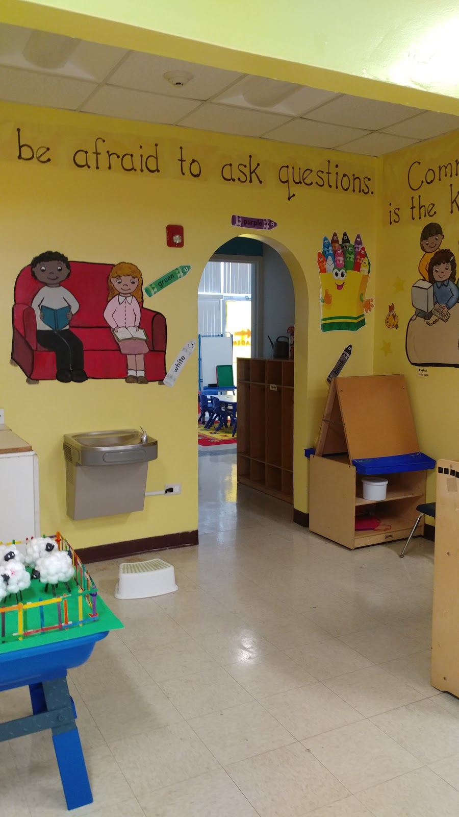 The Play Pin Daycare Corp - point of interest  | Photo 10 of 10 | Address: 4753 W Washington Blvd, Chicago, IL 60644, USA | Phone: (773) 688-5445