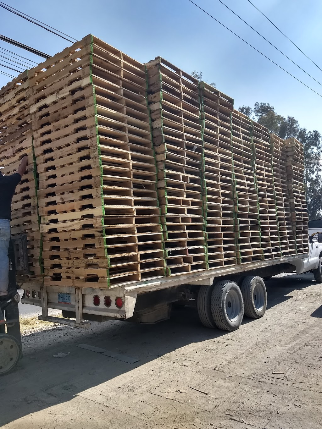 D & G Pallet Services Inc - point of interest    Photo 6 of 7   Address: 4445 W 5th Ave, Chicago, IL 60624, USA   Phone: (773) 265-8470
