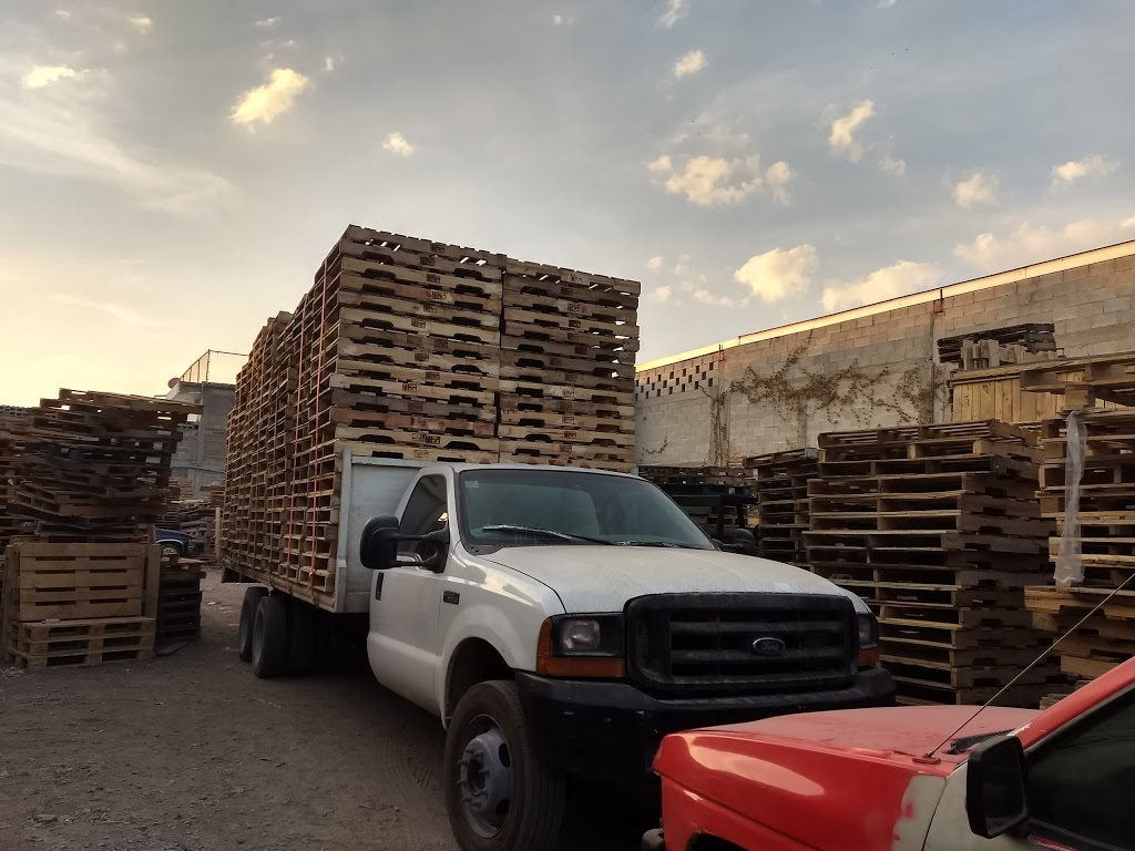 D & G Pallet Services Inc - point of interest    Photo 7 of 7   Address: 4445 W 5th Ave, Chicago, IL 60624, USA   Phone: (773) 265-8470