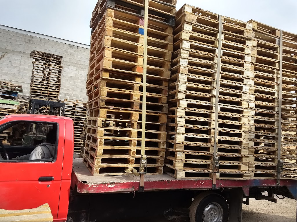 D & G Pallet Services Inc - point of interest    Photo 5 of 7   Address: 4445 W 5th Ave, Chicago, IL 60624, USA   Phone: (773) 265-8470