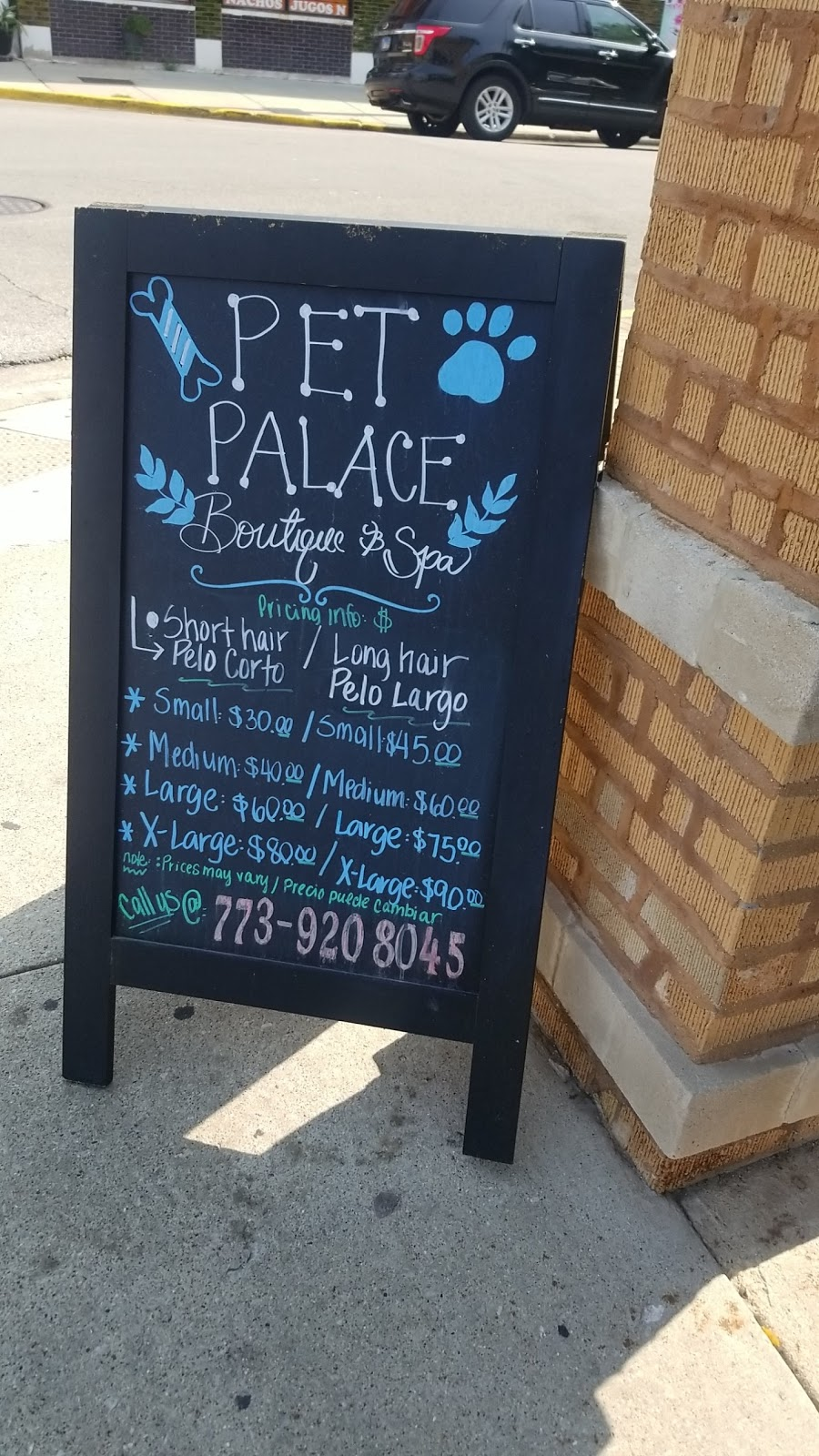 Pet Palace Boutique & Spa - point of interest  | Photo 2 of 3 | Address: 4901 W 14th St, Cicero, IL 60804, USA | Phone: (773) 920-8045