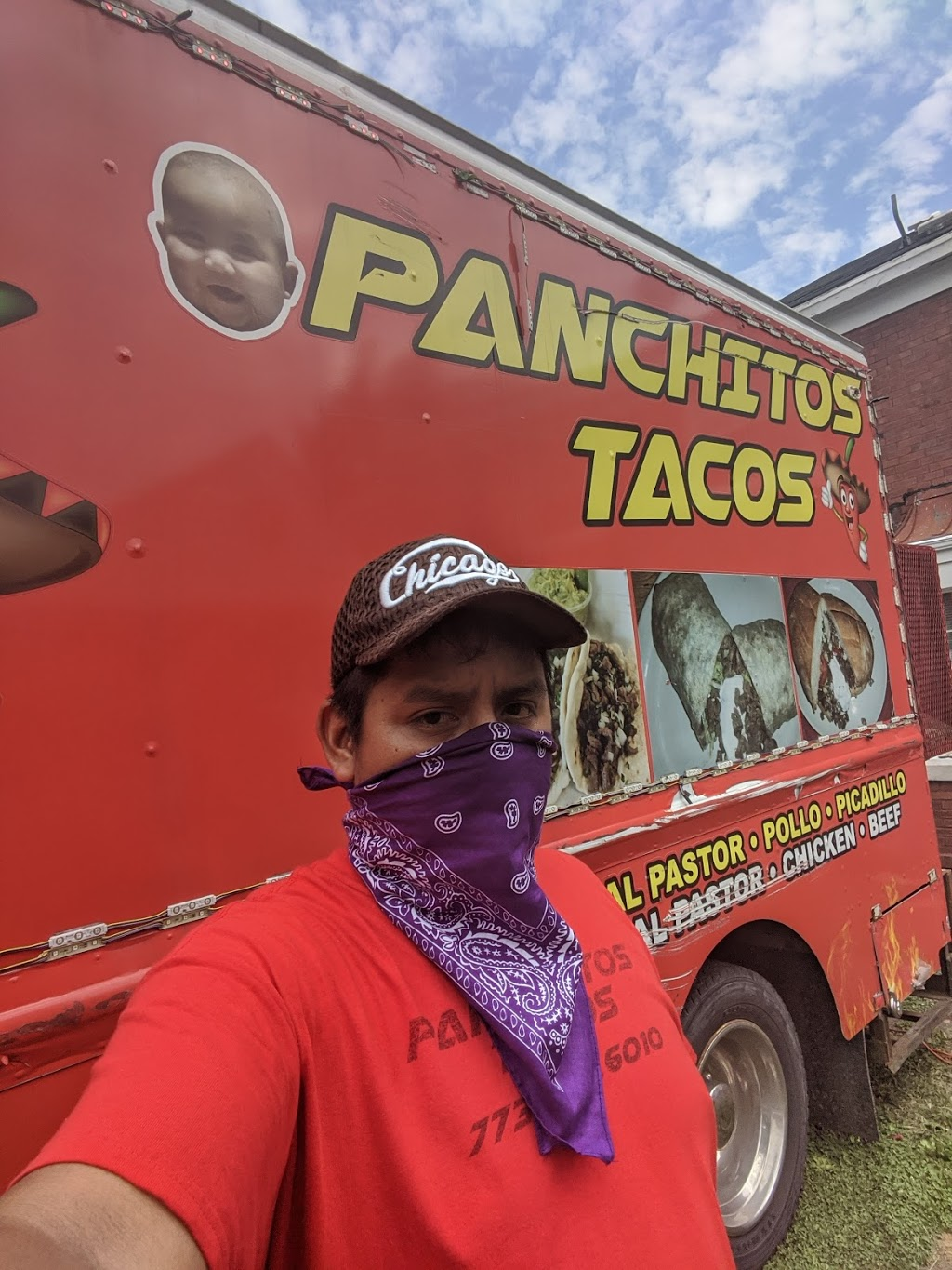 Panchitos Tacos Truck - restaurant  | Photo 10 of 10 | Address: 4900 W Gladys Ave, Chicago, IL 60644, USA | Phone: (773) 574-5964