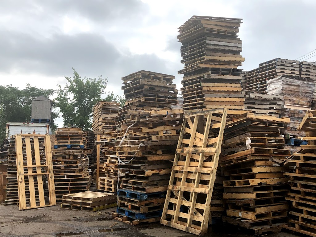 J.A.P Pallets - point of interest  | Photo 1 of 10 | Address: 739 S Cicero Ave, Chicago, IL 60644, USA | Phone: (773) 368-2438