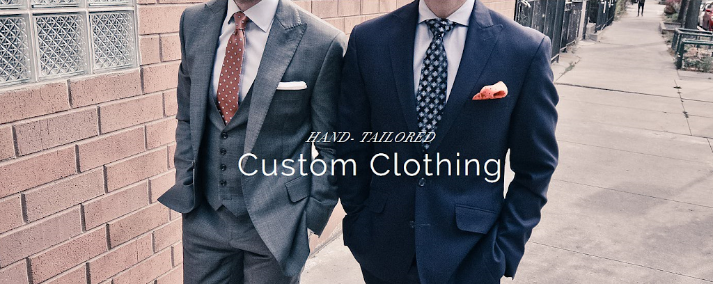 Adrian Park Custom Suits -Delouice Chicago - point of interest  | Photo 1 of 10 | Address: 1755 W North Ave #102, Chicago, IL 60622, USA | Phone: (773) 384-8500