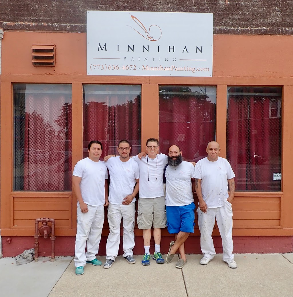 Minnihan Painting - painter    Photo 5 of 10   Address: 3455 N Albany Ave, Chicago, IL 60618, USA   Phone: (773) 636-4672