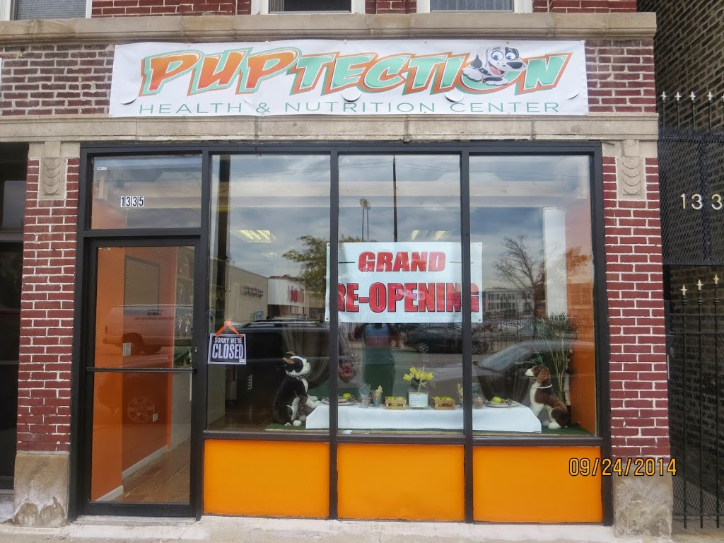 PUPtection Health & Nutrition Center - pet store  | Photo 7 of 10 | Address: 1335 Ashland Ave, Chicago, IL 60622, USA | Phone: (773) 278-9205
