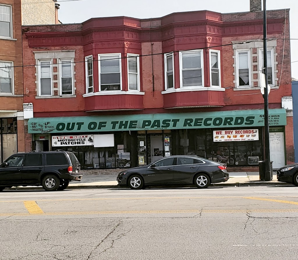 Out of the Past Records - electronics store  | Photo 8 of 10 | Address: 4407 W Madison St, Chicago, IL 60624, USA | Phone: (773) 626-3878
