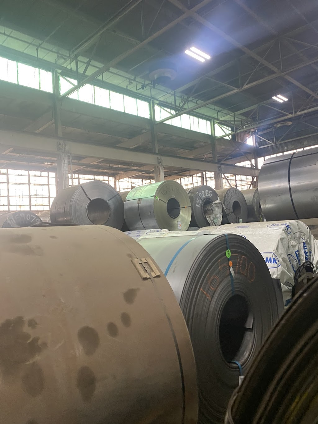 Charter Steel Trading Co Inc - point of interest  | Photo 9 of 10 | Address: 4401 Roosevelt Rd, Chicago, IL 60624, USA | Phone: (773) 522-3100