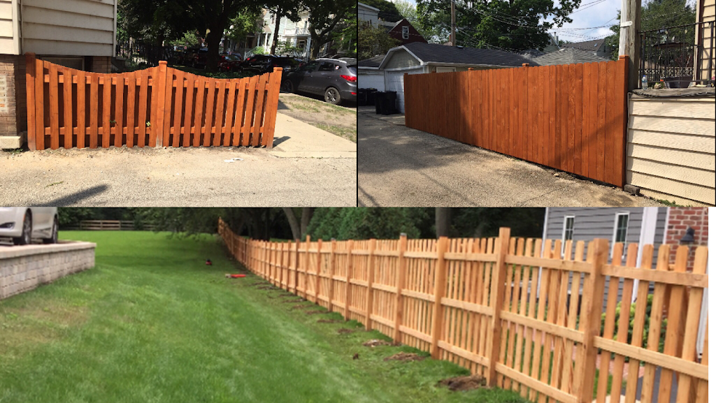 H&A Rivas Fence - general contractor    Photo 1 of 6   Address: 1501 S 49th Ave #2s, Cicero, IL 60804, USA   Phone: (773) 234-5558