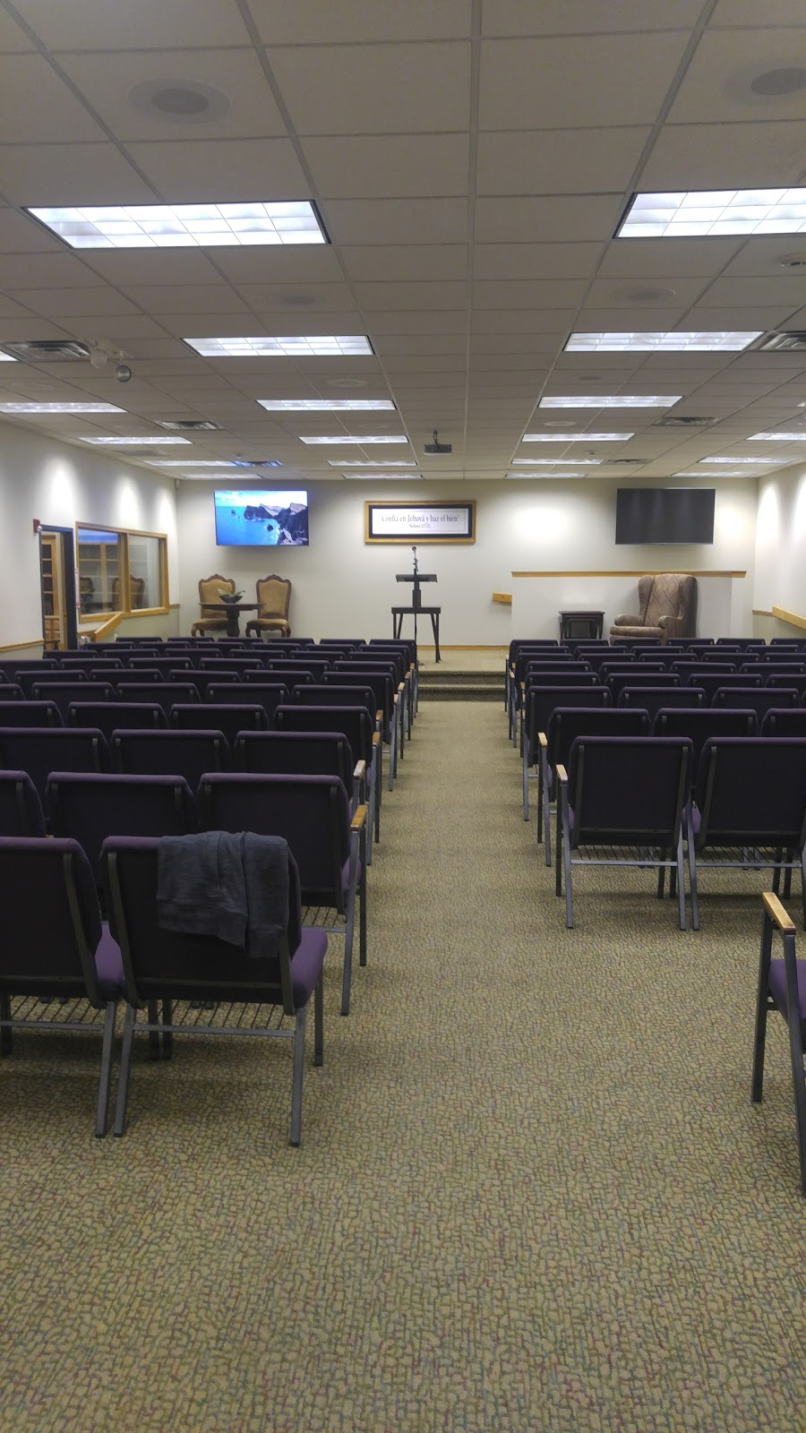 Kingdom Hall of Jehovahs Witnesses - church  | Photo 2 of 5 | Address: 4225 Roosevelt Rd, Chicago, IL 60624, USA | Phone: (773) 277-3572