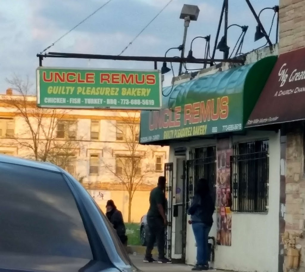 Gus Uncle Remus & Guilty pleasurez bakery - bakery  | Photo 3 of 4 | Address: 4731 W Madison St, Chicago, IL 60644, USA | Phone: (773) 688-5619